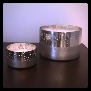 ***3 for $30*** set of 2 pillar candles